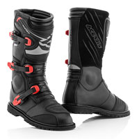 Acerbis Adventure Black