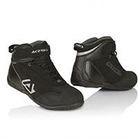 Acerbis Step Shoes Black