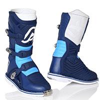 Botas Acerbis X-Kid azul