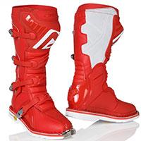 Acerbis X-pro V Boots Red