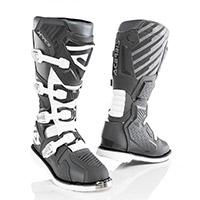 Acerbis X Race Boots Grey