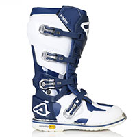 Acerbis X-rock Boots Blue White