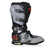Acerbis X-rock Boots Black Grey
