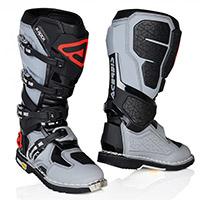 Acerbis X Rock Mm Boots Black Grey
