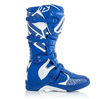 Acerbis X-team Boots Blue White