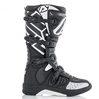 Acerbis X-team Boots Black White