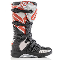 Acerbis X-team Boots Black Grey