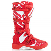 Acerbis X-team Boots Red White