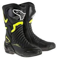 Alpinestars Smx-6 V2 Black/fluo Yellow