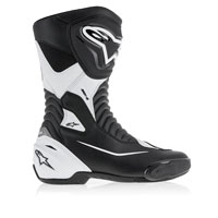 ALPINESTARS SMX S BLACK/WHITE