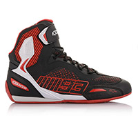 Alpinestars Austin Knitted Shoes White Red