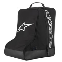 Alpinestars Boot Bag Black White