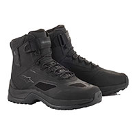 Scarpe Alpinestars Cr-6 Drystar Riding Nero
