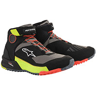 Alpinestars Cr X Drystar Shoes Fluo Yellow