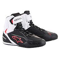 Alpinestars Faster 3 Shoes Black White Red