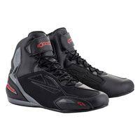 Alpinestars Faster 3 Ds Shoes Black Grey Red
