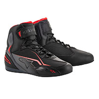 Alpinestars Faster 3 Shoes Black Red