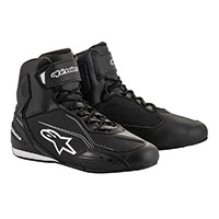 Alpinestars Faster 3 Shoes Black White