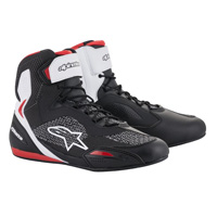 Alpinestars Faster 3 Rideknit Shoes Red