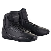 Alpinestars Faster 3 Shoes Black Grey