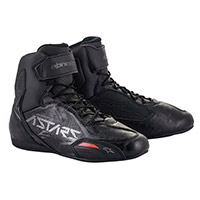 Alpinestars Faster 3 Shoes Black Gun Metal