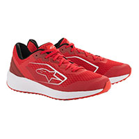 Alpinestars Meta Road Shoes Red White