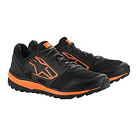 Alpinestars Meta Trail Shoes Black Orange