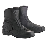 Stivali Alpinestars New Land Gore-tex Honda Nero