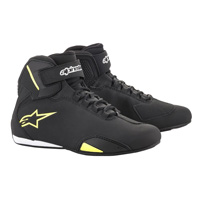 Alpinestars Sektor Riding Shoes Fluo Yellow