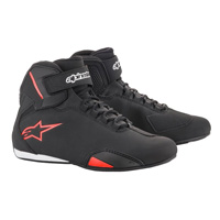 Alpinestars Sektor Riding Shoes Red