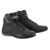 Alpinestars Sektor Waterproof Shoes Black