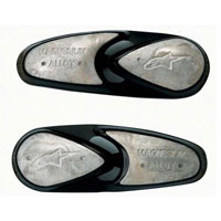 Alpinestars Magnesium Replaceable Toe Sliders