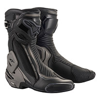 Alpinestars Smx Plus V2 Boots Black Grey