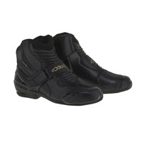 Alpinestars Stella Smx-1 R Black Gold Lady