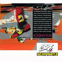 Alpinestars Stivale Supertech R Schwantz Replica