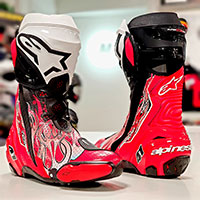 Stivali Alpinestars Supertech R Air Ltd Haga