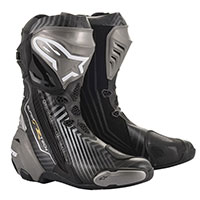 Alpinestars Supertech R Boots Black Grey Gold
