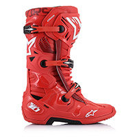 Stivali Alpinestars Tech 10 Rosso