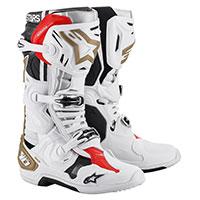 Alpinestars Tech 10 Squad 20 Ltd Boots White