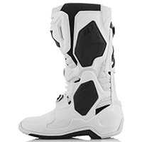 Stivali Alpinestars Tech 10 Supervented Bianco