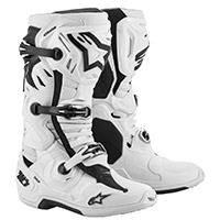 Alpinestars Tech 10 Supervented Boots White