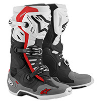 Botas Alpinestars Tech 10 Supervented rojo