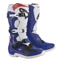 Alpinestars Tech 3 Boots 2020 Blue White Red