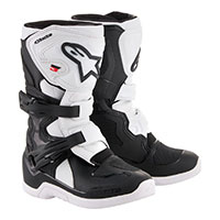 Alpinestars Tech 3s Kids White Black Kinder