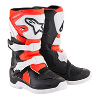 Alpinestars Tech 3s Kids White Red Kinder