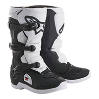 Alpinestars Tech 3s Youth White Black Kinder