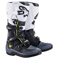 Alpinestars Tech 5 Boots Black Grey White