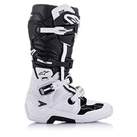 Alpinestars Tech 7 Boots White Black