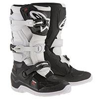 Alpinestars Tech 7s Boot Nero Bianco Bimbo