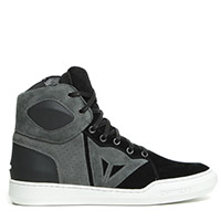 Dainese Atipica Air Shoes Black Anthracite
